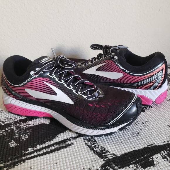 ad1eed3d3c986 Brooks Shoes - 💜 Brooks Ghost 10 Women s Running Shoe